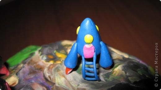 На планету Мастеров слетелись космические корабли фото 3