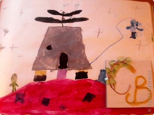 """Какая у нас огромная галактика и каких летающих объектов только не придумали. Вот и я отправляюсь в путешествие и так  первая ракета-носитель """"""""ДД-3"""", ее миссия: узнать есть ли жизнь на Марсе? фото 7"""