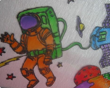 Приветствую всех участников 4 полета! Я в космосе...как слышно? Прием! Друзья! Спешу сообщить новости: мой корабль получил шифрованное сообщение, вот что мне удалось узнать..... фото 3
