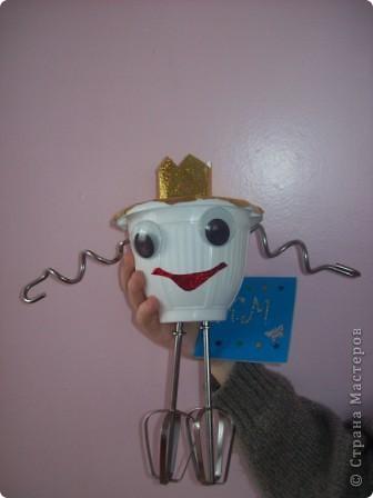 Это знаменитая инопланетянка Ложка-пробушка. фото 3