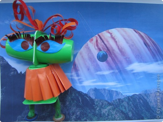 Знакомьтесь-это девочки-модницы инопланетянки! фото 4