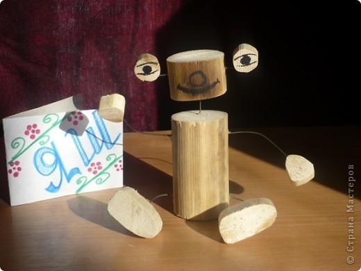 Это инопланетянин Дубовик. У Дубовика я научилась выращивать деревья. фото 1