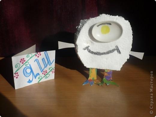 Это инопланетянин Дубовик. У Дубовика я научилась выращивать деревья. фото 3