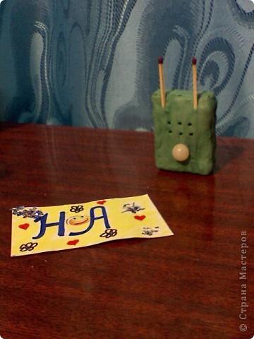 Инопланетний житель Тиля-это житель планеты Эльта. Он умеет разговаривать, выполнять разные интереснейшие движения, мастерить чудные вещи. Тиля никогда не грустит и счастлив по жизни))) фото 3