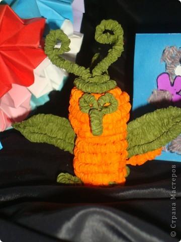 Мой друг - с планеты ЛДП(Тысячецветика), его зовут Пчелик. =))) фото 3
