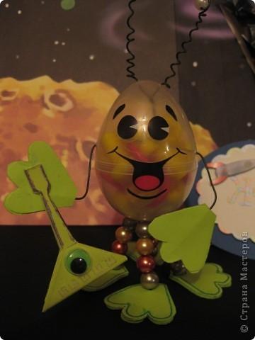 Всем привет! Это мой инопланетный друг с далекой планеты ! Планеты Мастеров! фото 10