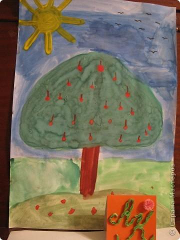 Это Веснушка с планеты Любовь. Жители этой планеты очень добрые и всех любят. Он сделан в технике айрис фолдинг. фото 12