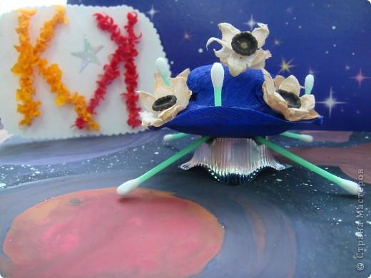 """Падающая звезда """"Жасмин"""". Моя звезда состоит из 4 модулей """"крылья""""  и 8 модулей """"шаттл"""".  фото 9"""