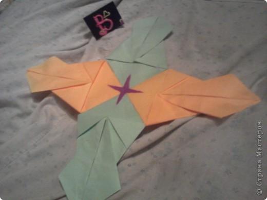 Это моя звёздная карточка Из пластиллина Придумала я сама) фото 4