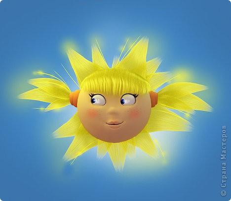 """""""Что выше  леса, краше света, без огня горит?"""" Конечно, Солнышко. Люди  с давних пор относятся к Солнцу с любовью и особым уважением, потому что без него не прожить ни человеку, ни зверю, ни растению. Это Солнце не простое, это Солнце золотое, а внутри его лучей- сладкие конфетки!!! фото 4"""