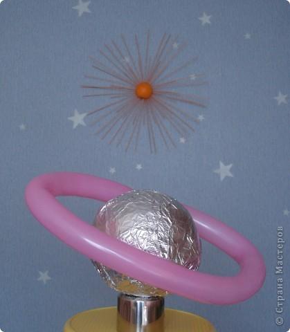 Тема 3. Мастерим солнце и другие планеты. фото 5