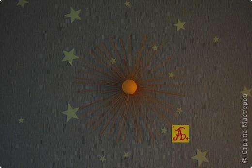 Тема 3. Мастерим солнце и другие планеты. фото 2