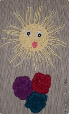 Встретило меня солнышко с весенним добрым настроением. Пожелало оно всем счастья и здоровья.  фото 1