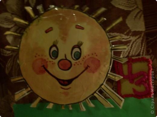 Моя яблонька будущего в лучах солнышка и подсолнышка. фото 4