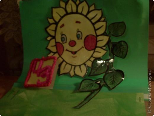 Моя яблонька будущего в лучах солнышка и подсолнышка. фото 6