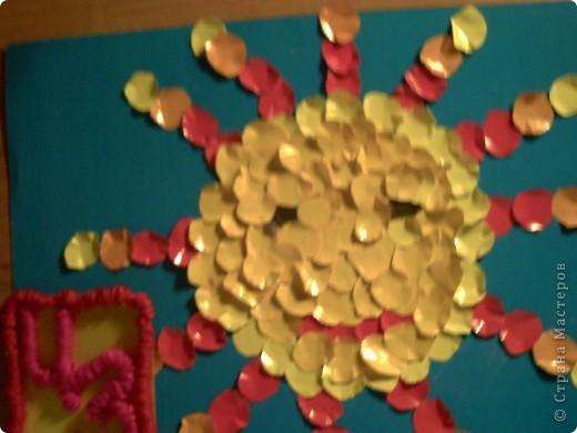 Моя яблонька будущего в лучах солнышка и подсолнышка. фото 7