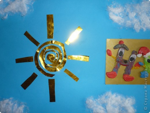 Мандариновое солнышко фото 2