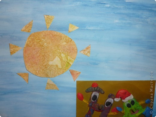 Мандариновое солнышко фото 5