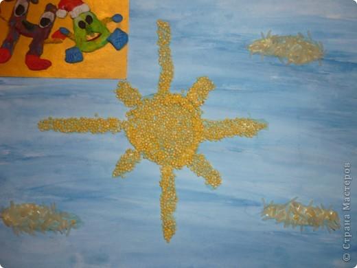 Мандариновое солнышко фото 4