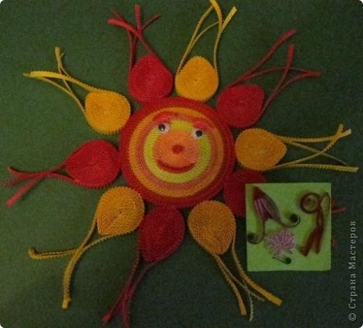 Волшебное  солнышко. фото 1
