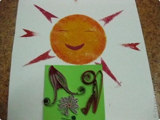 Волшебное  солнышко. фото 4