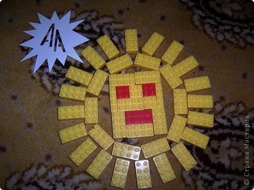Мое солнышко выполнено в технике вырезание.  фото 4