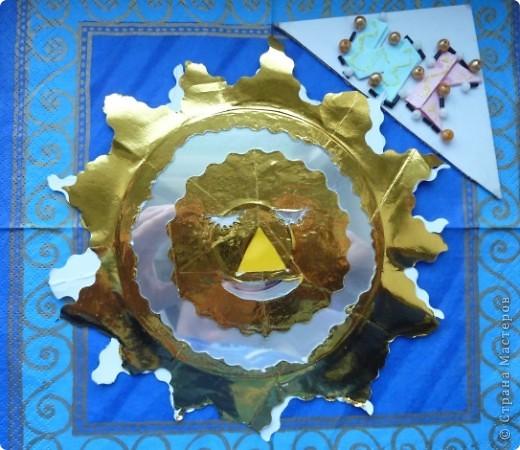 Давным, давно в Древней Русси солнце это был бог, а называли его Ярило. Вот так изображали солнце на Русси в виде скачущего могучего богатыря. фото 7