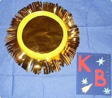 Задание 1. Мастерим Солнце и планеты. Голубая планета - Земля. Так выглядит Земля из космоса. фото 2