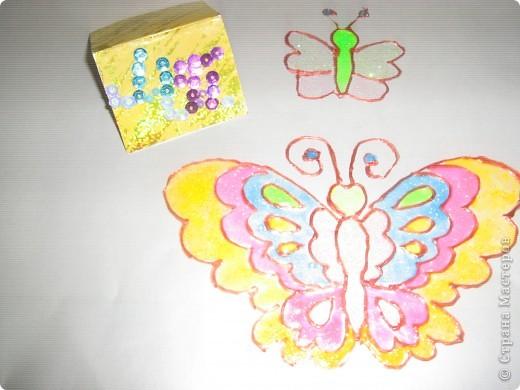 Это моё солнышко оно очень доброе и ласковое. Я нарисовала его витаржными красками. фото 10