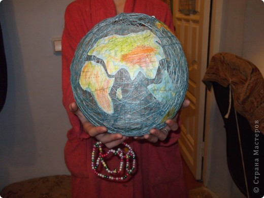 Вот такая хрупкая Земля.  фото 1