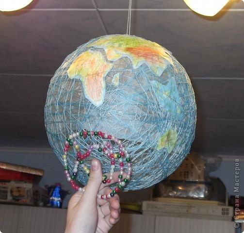 Вот такая хрупкая Земля.  фото 2