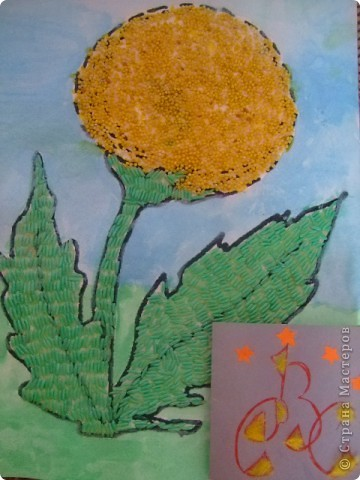 Тема 3. Мастерим Солнце и другие планеты Мое солнышко улыбнулось весело фото 11