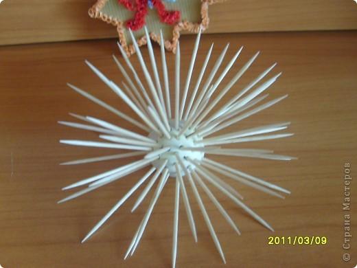 Моя Солнечная система готова! Она сделана в технике бумажный туннель. (Почему-то не могу повернуть фото) фото 16