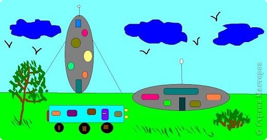 Моя солнечная система. Парад планет. фото 4