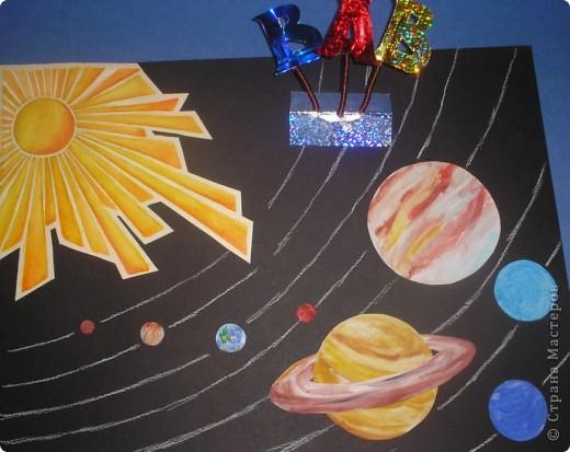 Тема 3. Мастерим Солнце и другие планеты фото 17