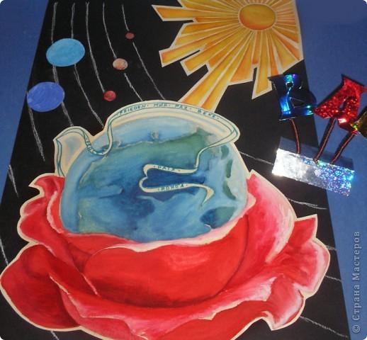 Тема 3. Мастерим Солнце и другие планеты фото 19