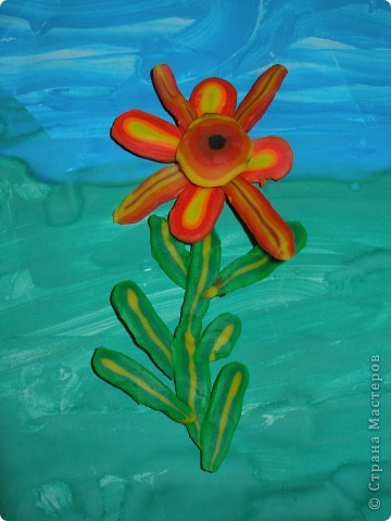 Это я мамино солнышко (я рисовал лучики) фото 7