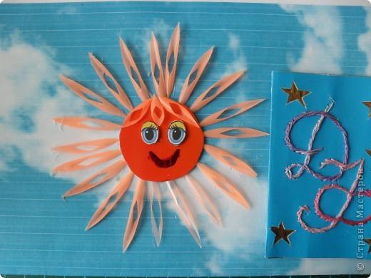 Хорошо, когда на синем небе такое теплое солнышко! фото 6