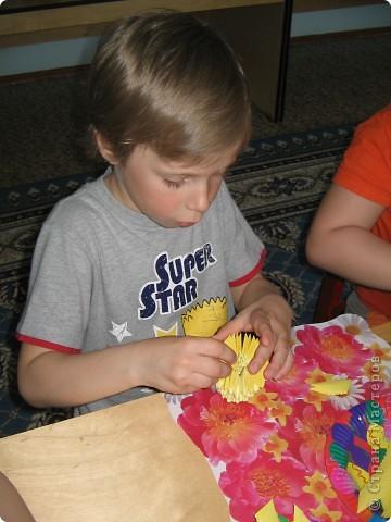 Вот такие жёлтые тюльпаны, которые покорили нас красотой и изяществом. фото 4