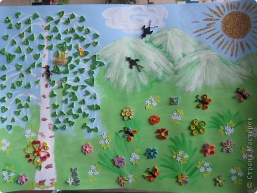 Весна поделки для детского сада своими руками