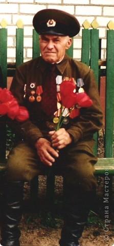 Букет ветерану фото 5