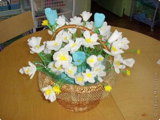 """""""Первые цветы"""" фото 1"""