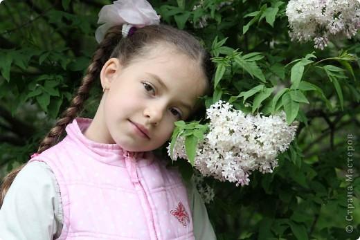 Вот такой весенний цветник мне захотелось сделать для своей старшей дочери фото 3