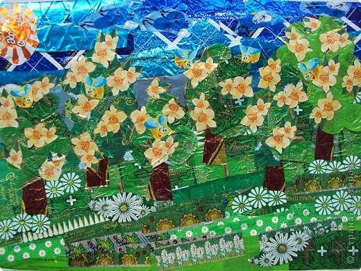 Цветут сады Таракановская Анна фото 1