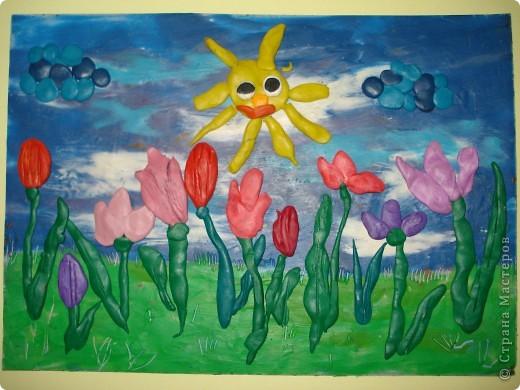 Весной распускаются  тюльпаны! фото 6