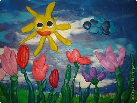 Весной распускаются  тюльпаны! фото 4