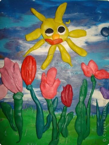 Весной распускаются  тюльпаны! фото 5