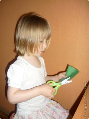 Делала внучка 4 года фото 2