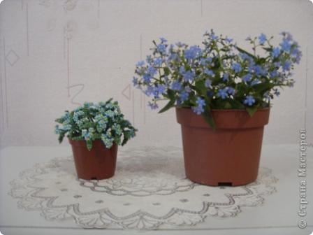 Тюльпаны из бисера фото 7