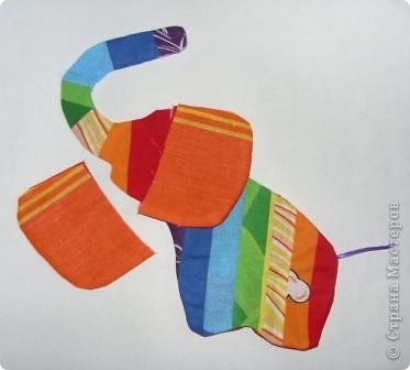 Радужный слоник фото 5